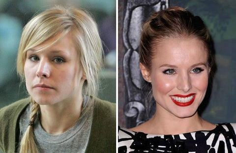 Kristen Bell No Makeup, Hairstyles, Hair Colors And More!