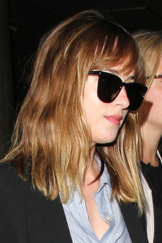 Times Dakota Johnson Stunning Us With Her Marvelous Hairstyles