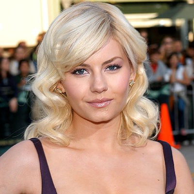 Elisha Cuthbert Images with Alluring Different Hairstyles