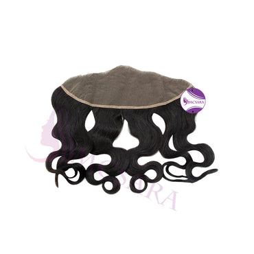 Closure (13x4) wavy black hair - MCSARA HAIR
