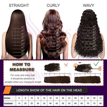 Wig curly light brown color