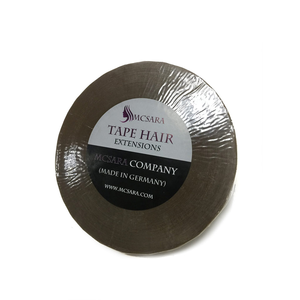 Tape roll hair extensions