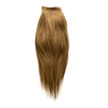 Weave straight hair light brown color A++