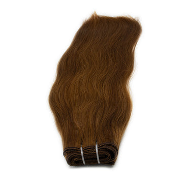 mcsara weave straight hair