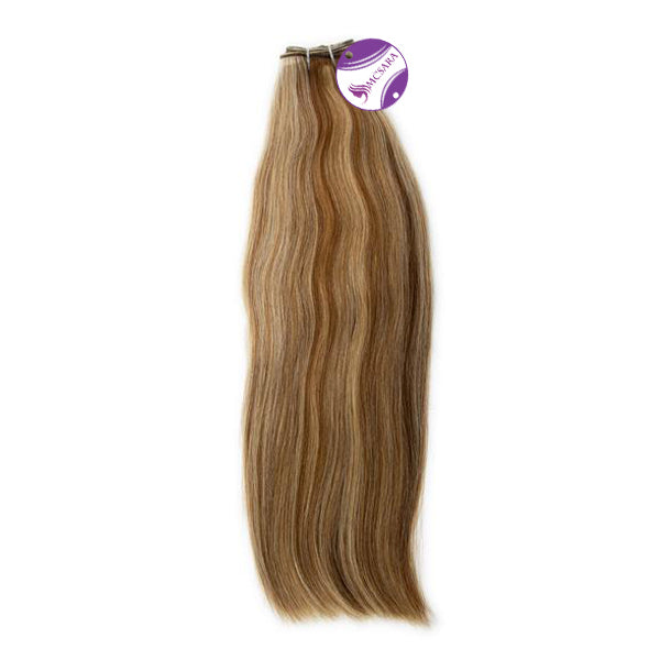 Weave straight hair mix piano #6 - #60 color