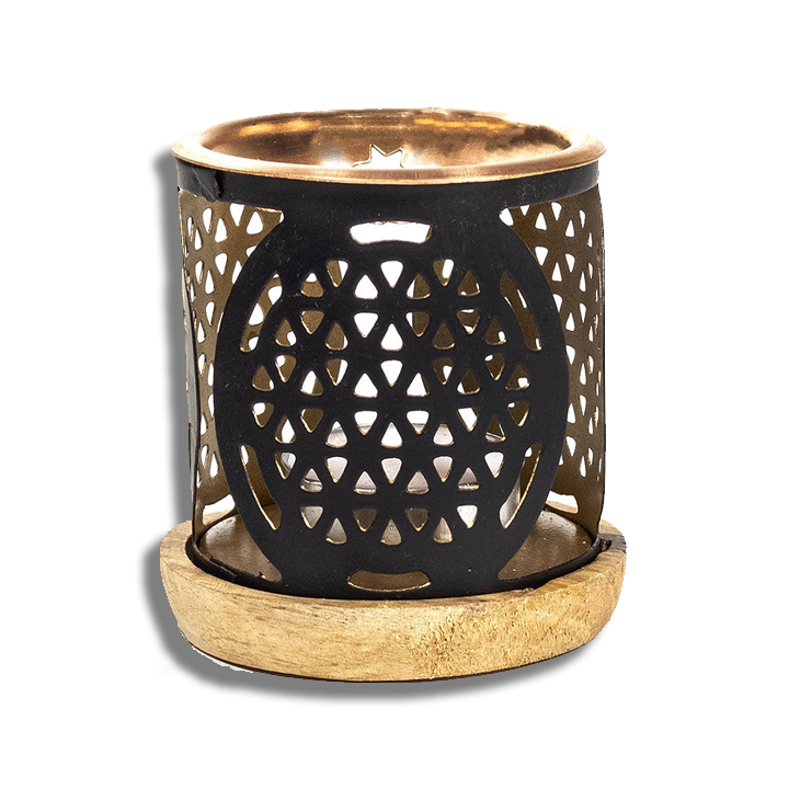 Oil Burner - Flower of Life