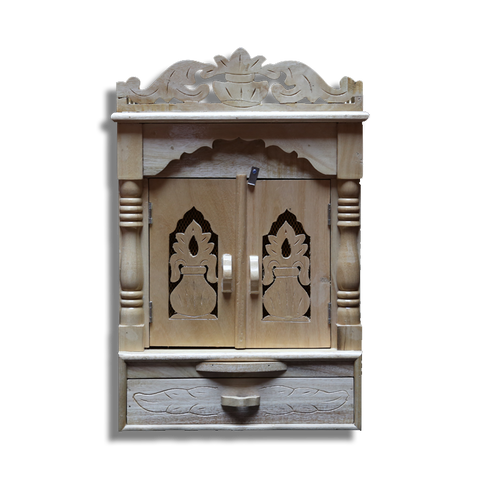 "Ghar Mandir - 12"" x 6"" x 18"" (Inches)"