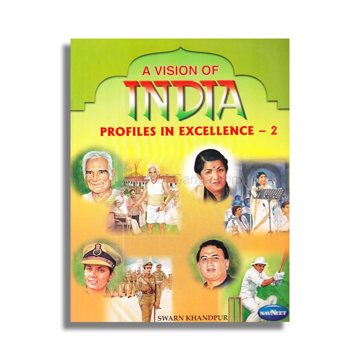 Vision of India Profiles in Excellence - 2