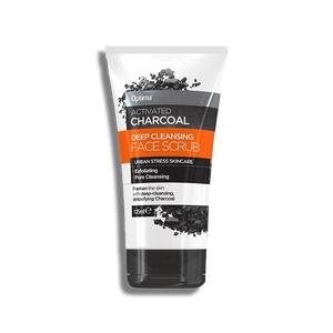 Activated Charcoal Purifying Face Scrub - 125ml