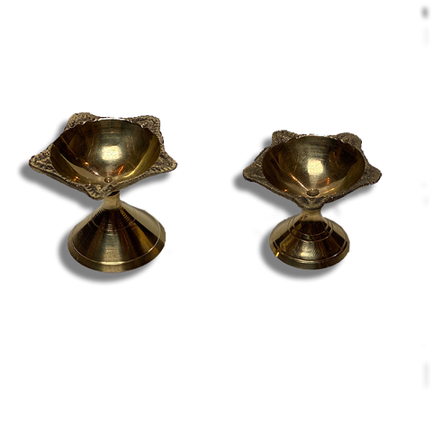 Brass Light Divi