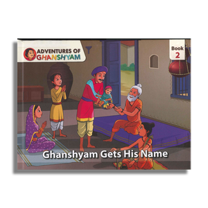 Adventures of Ghanshyam - Book 2