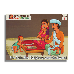 Adventures of Ghanshyam - Book 3