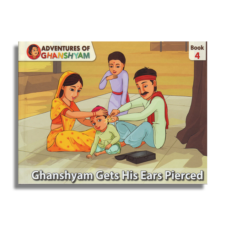 Adventures of Ghanshyam - Book 4