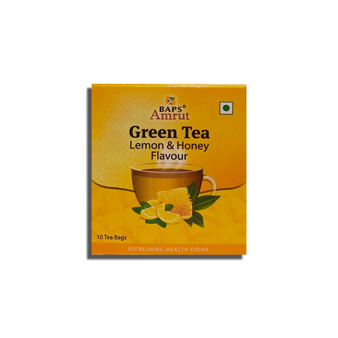 Green Tea - Lemon & Honey Flavour