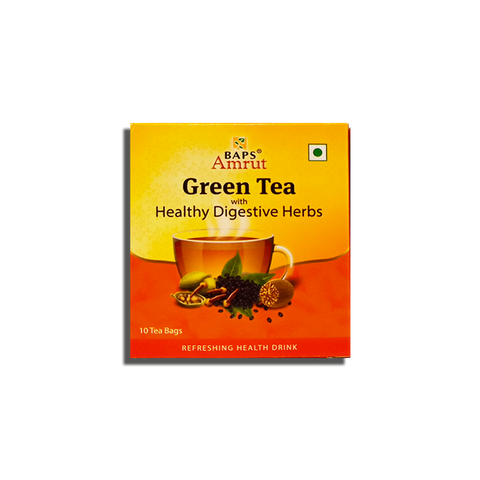 Green Tea - Digestive Herbs