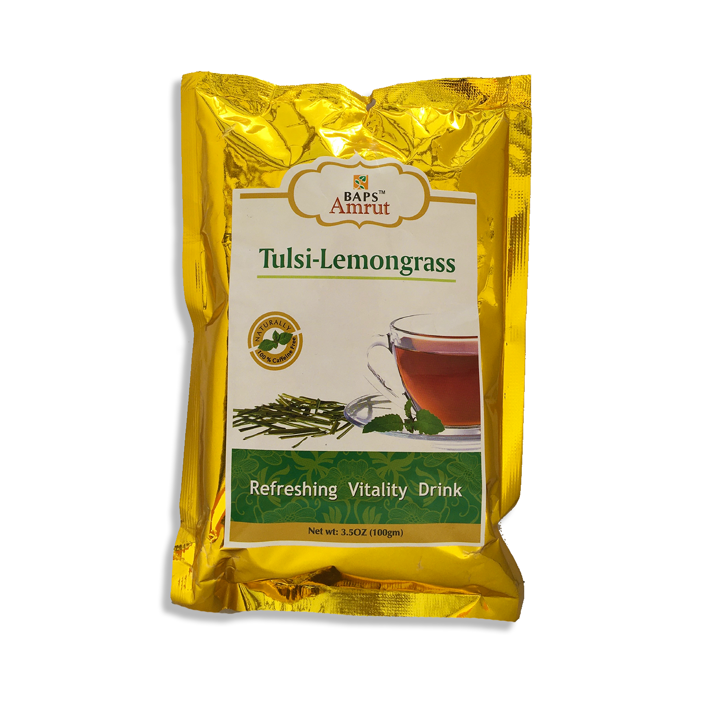 Tulsi Lemongrass