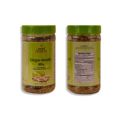 Ginger Amalki Mix 150g