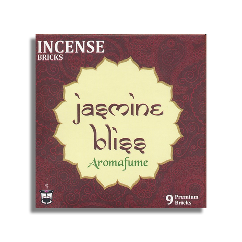 Agarbatti Bricks - Jasmine Bliss