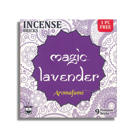 Agarbatti Bricks - Magic Lavender