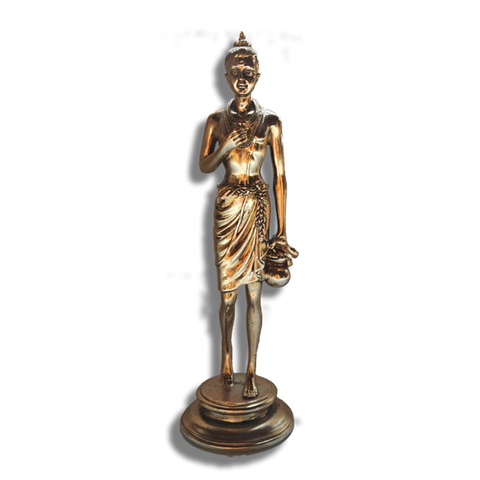 Nilkanth Varni - 26cm - Fibre Bronze Finish