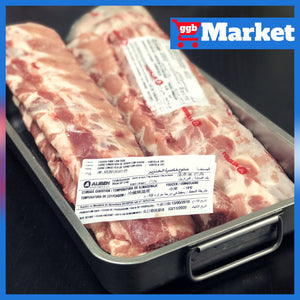 Premium Baby Back Ribs 2KG MOQ ($33/catty)