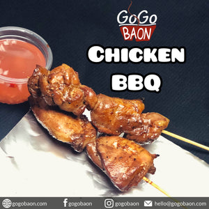 Chicken BBQ on Stick 串燒雞肉