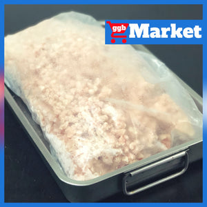 Lean Minced Pork 2KG MOQ ($24/catty)