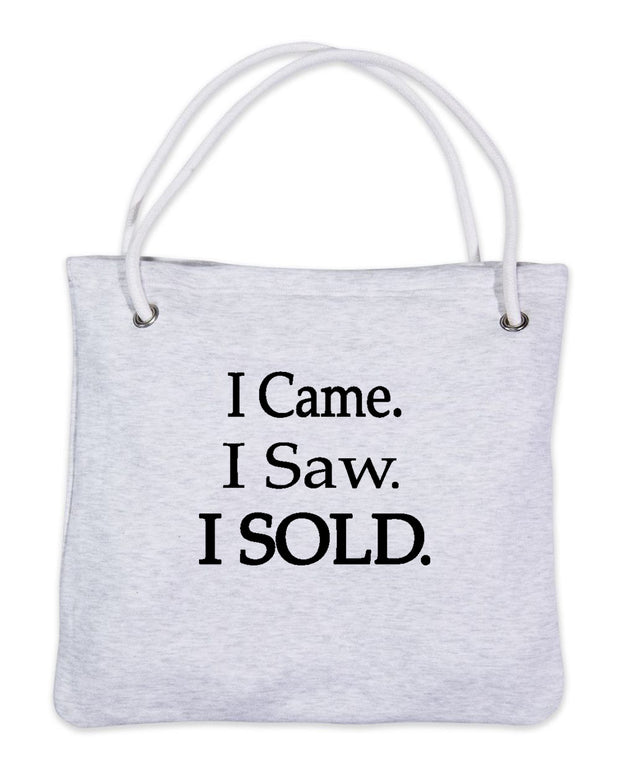 I Came I Saw I Sold-Bags-Gy