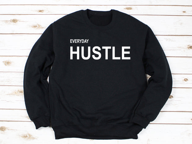 Everyday Hustle Mens Pullover