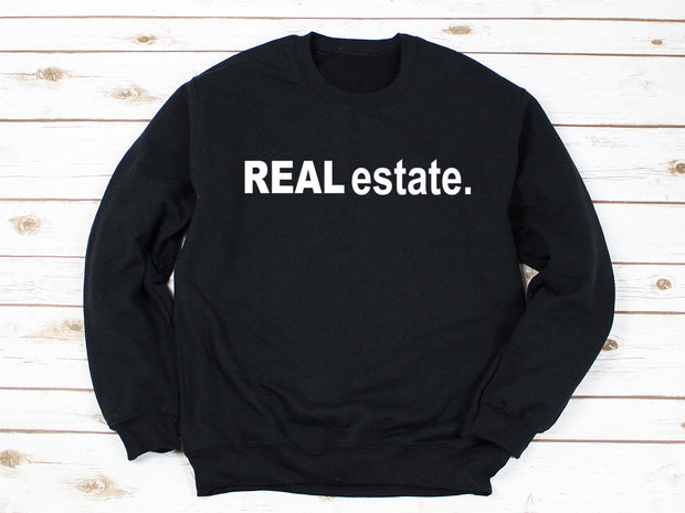 RealEstate-New-Mens Pullover