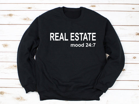 RealEstate Mood Mens Pullover