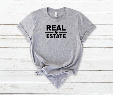 Real Estate TEXAS-SS-Tees
