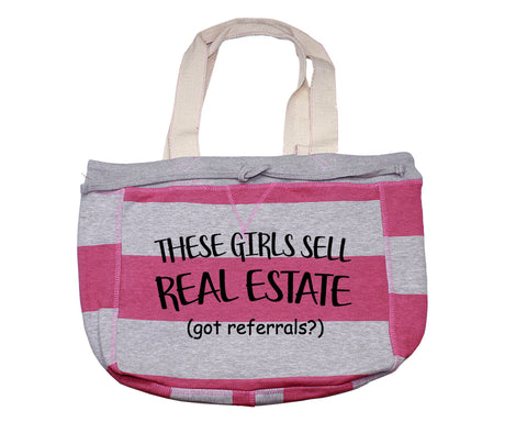 These Girls Sell Real Estate B-Bags