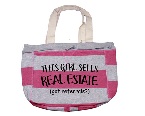 This Girl Sells Real Estate B-Bags