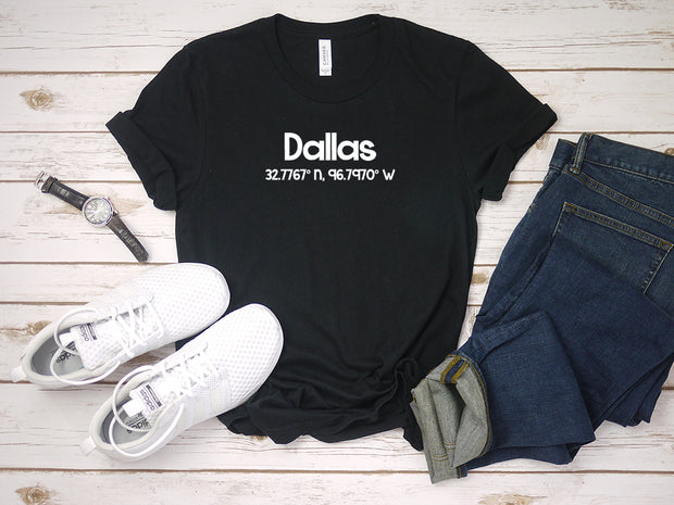 Dallas Mens SS-Tees
