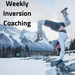 Weekly Inversion Coaching - InversionAddict Coaching Handstand Tutorials