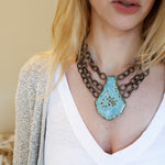Chandelier Necklace - Short