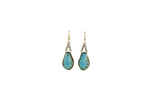 Large Gem Earrings