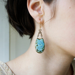 Large Scoop Earrings