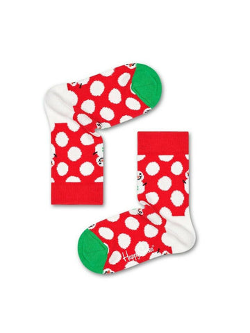 KIDS HOLIDAY GIFT BOX SOCK GIFT BOX - HAPPY SOCKS - CALZE - Ghiglino1893