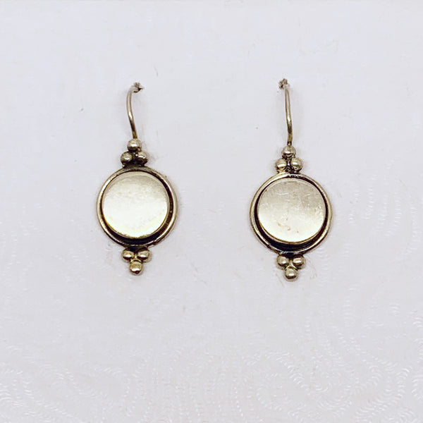 sterling silver earrings  #475