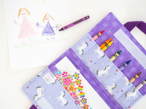 unicorn activity case