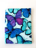 Butterfly coloring book case
