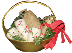 Christmas Basket set