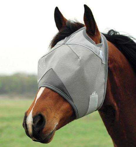Load image into Gallery viewer, Cashel Crusader Fly Mask Standard - NextGen Equine