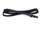 White Horse Equestrian Leather Show Lead Havana Brown Full Size