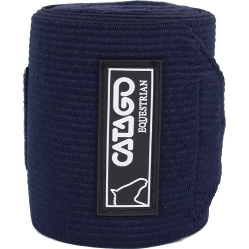 Catago Fleece/Elastic Bandages Set of 4