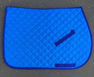 Load image into Gallery viewer, Kozy All Purpose Saddle Pad Blue - NextGen Equine