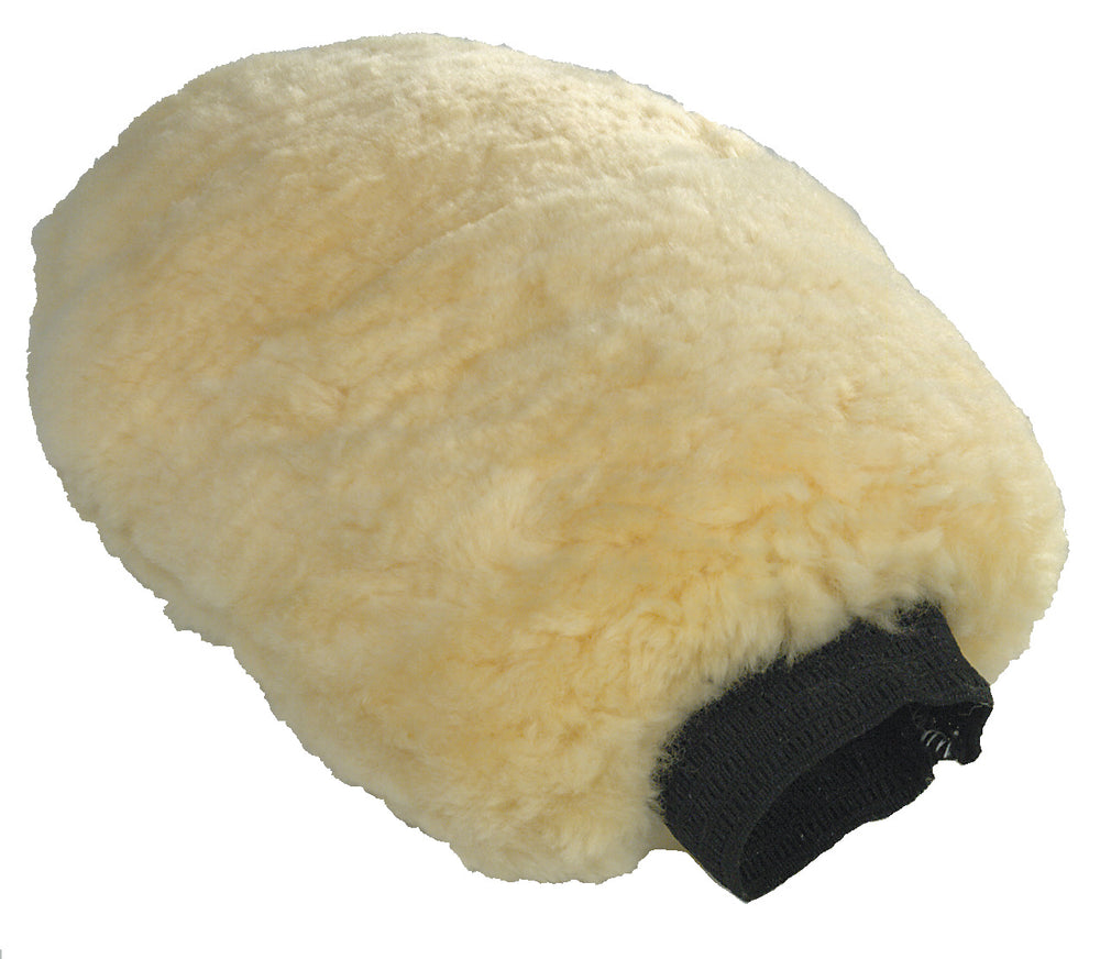Load image into Gallery viewer, E.A. Mattes Sheepskin Grooming Mitt Various Colours - NextGen Equine