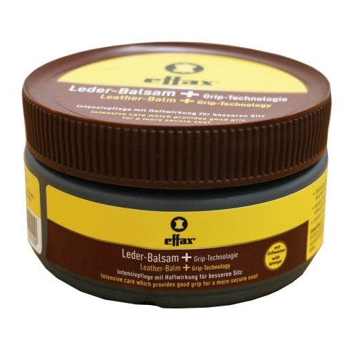 Effax Leather Balm + Grip 250mL - NextGen Equine